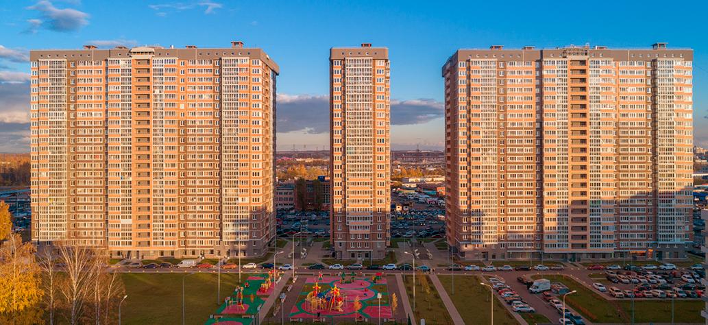 f8037e1049622 Жилой комплекс Екатерининский - квартиры в новостройке Красногвардейского  района от застройщика